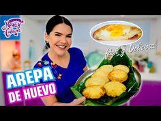 ¿Cómo hacer la Arepa de Huevo? ¡Fácil y Deliciosa! - YouTube Chefs, Empanadas, Eggs, Breakfast, Ethnic Recipes, Youtube, Food, Egg Recipes, Beverage