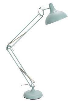 Antwerp Oversized Floor Lamp, Matt