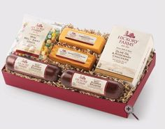 Hickory Farms Is doing Free Shipping to APO's and FPO's for the Holiday season! (plus this blog is giving some away for free!)