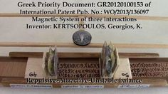 GR20120100153 Priority doc.of WO/2013/136097 Magnetic system of three in...