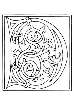Celtic Letter K Сказки о жизни Letters Amp Numbers