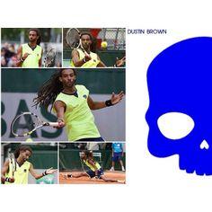 #dustinbrown#hydrogen#tennis