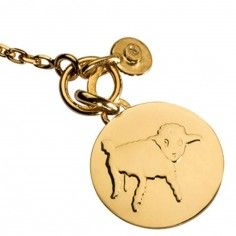 Bracelet Petit Prince Dessine-moi un mouton (or jaune 750° et diamant) - La Monnaie de Paris
