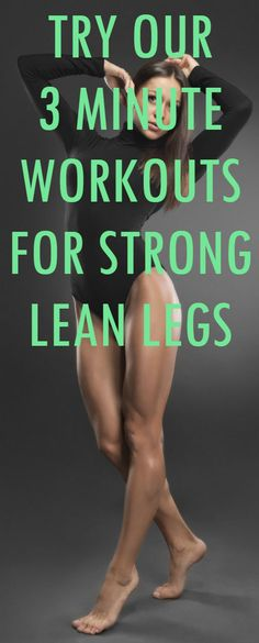 Try this 3 minute workout to make big changes.