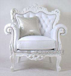 Barok Fauteuil Wit.De 16 Beste Afbeelding Van Barok Lounge Suites Armchair En Armchairs