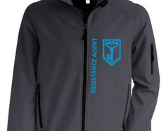 Ingress Resistance Logo Softshell Jacket - available in many sizes and colors