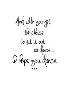 """Lee Ann Womack """"I Hope You Dance"""""""