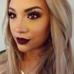 100+ Best Hair & Makeup Trends for 2017 | Women's Fashionizer