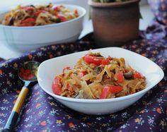 Овощное рагу stew curry
