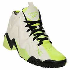 Glow-in-the-dark Reebok Kamikaze II Reebok e413950fd