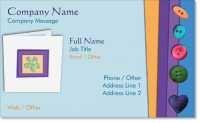 button card Premium Business Cards