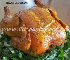 The Country Cook: Perfect Roast Chicken