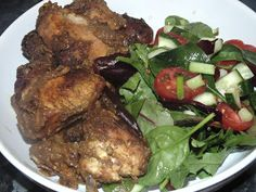 Creative Home Cooking With Ibty: Baked Chicken Pieces