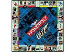 Monopoly JAMES BOND #monopoly #007 #jamesbond