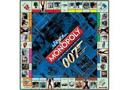 Monopoly JAMES BOND #monopoly #007 #jamesbond