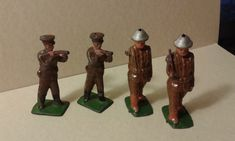 WWI vintage toy soldiers by everythingbystess on Etsy https://www.etsy.com/listing/478600828/wwi-vintage-toy-soldiers