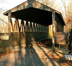 The Magic Of Midwest Covered Bridges