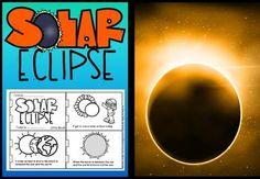 Solar eclipse little book(free)