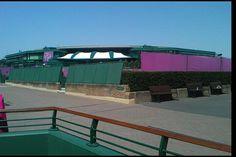 Aleksandar K.'s photo of The All England Lawn Tennis Club on Foursquare