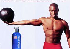 Tyson Beckford from Hot Men of Advertising