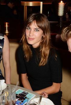 livefastdiechung: Alexa Chung attends the Downing Street reception hosted by Samantha Cameron during London Fashion Week Spring Summer 2015 on September 15, 2014 in London, England.