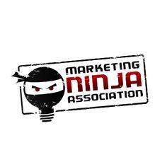 Marketing ninja logo