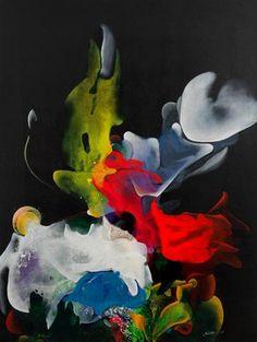 """Saatchi Online Artist Gulten Imamoglu; Painting, """"SAHYA"""" #art"""