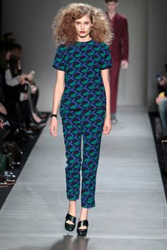 New York Fashion Week Fall 2013 Trends Marc by Marc Jacobs