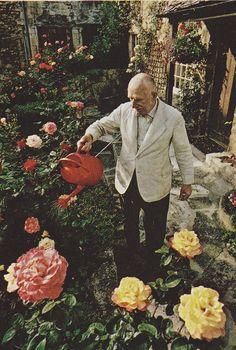 On ne tire pas sur la fleur pour la faire pousser. On l'arrose et on la regarde grandir... patiemment. ((Proverbe africain)