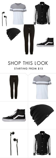 """men"" by geekygirl7 on Polyvore featuring 7 For All Mankind, Witchery, Vans, Burton, Master & Dynamic, men's fashion and menswear"