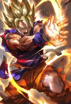 Goku sold by JimboBox of Art. Shop more products from JimboBox of Art on Storenvy, the home of independent small businesses all over the world. Dragon Ball Gt, Goku Super, Majin, Manga Dragon, Dragon Images, Fan Art, Anime Art, Instagram, Son Goku
