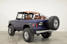 Royal Purple with Soft Top