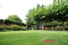 Onderhoudsvrije strakke tuin in Renkum