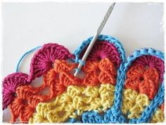 Awesome crochet site with tutorials I'll be keeping myself busy with these one day :)