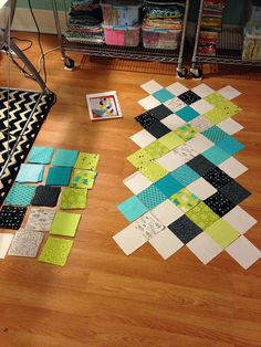 Ryan Walsh Quilts, Modern Quilts, Sewing, Home Decor, Fabric: Inspired By: A Baby Quilt Project
