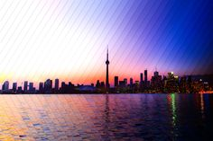 Toronto Time Slice by Dan Marker-Moore - 40 Photos spanning 1 hr and 53 minutes