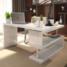 High Gloss White Desk 113 Trendy Interior Or White High Gloss Siena