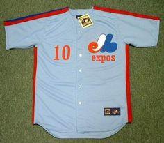 1981 Andre Dawson Man About Town, Vintage Jerseys, Sports Uniforms, Baseball Jerseys, Montreal, 1980s, Sports Logos, Mens Fashion, Casual
