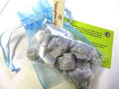 Calcite Blue Healing Stones Chakra Reiki by FeelingstoneGiftsLLC, $3.25