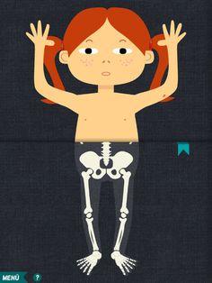 """Beschreibung """"Das ist mein Körper - Anatomie für Kinder"""" ist von Apple zu einer der besten Apps des Jahres 2012 ausgezeichnet worden!  Die interessanteste und umfangreichste Anatomie Anwendung für Kinder auf dem iPad!"""