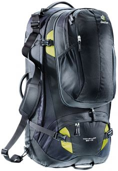 244e66052c Travel Traveller 80 + Our Travellers guarantee maximum freedom on any trip!  The backpack – that can be packed just.