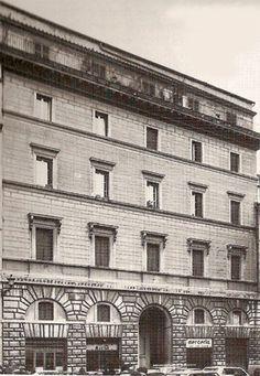 Rome: Palazzo Mazzetti di Pietralata