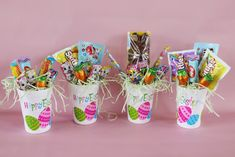 Make Candy Bouquets Lots of Ways