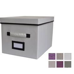 decorative file box - Decorative File Boxes
