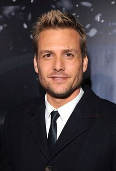 Gabriel Macht. He definitely deserves to be on the board.