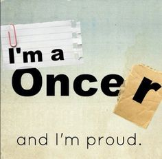 Yes I am :) But may I ask who ever came up with the name oncer: Is that the best you can do? :(