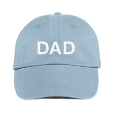 "thatsojack: Limited Edition ""Dad"" Hat! Get this EXCLUSIVE thatsojack hat - available for a limited time only!   **WORLDWIDE SHIPPING**"