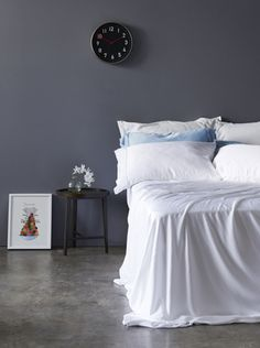 Bamboo Sheets - Feather White