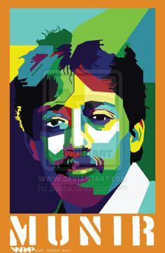 Munir by penjol.deviantart.com on @deviantART