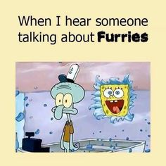 """DID SOMEONE SAY 'FURRIES'!?!?"" So I've come across the ""Furry Fandom"" and it seems pretty cool!"